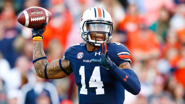 Samford vs. #14 Auburn (Football)
