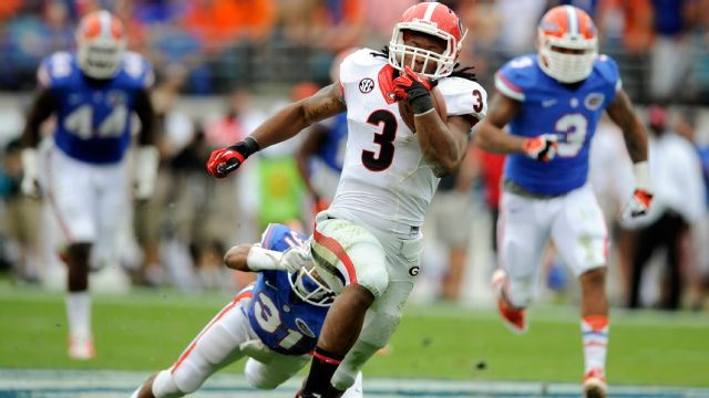 Georgia vs. Florida - 11/2/2013 (re-air)