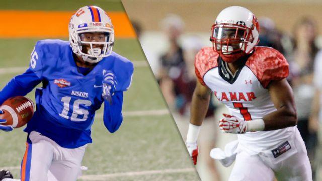 Houston Baptist vs. Lamar (Football)