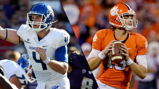 Georgia State vs. #22 Clemson (Football)