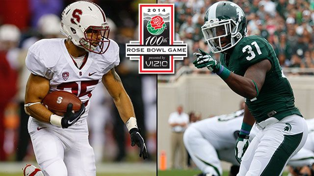 Stanford vs. Michigan State (Football) (re-air)