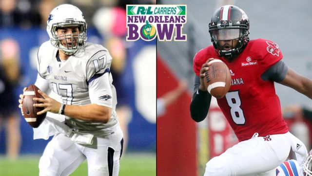 Nevada vs. Louisiana-Lafayette (R+L Carriers New Orleans Bowl)