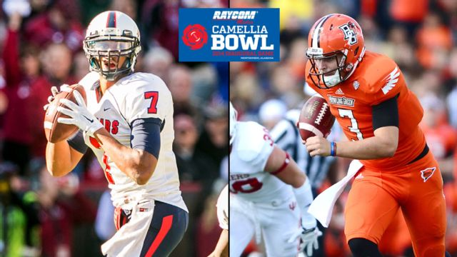 South Alabama vs. Bowling Green (Raycom Media Camellia Bowl)