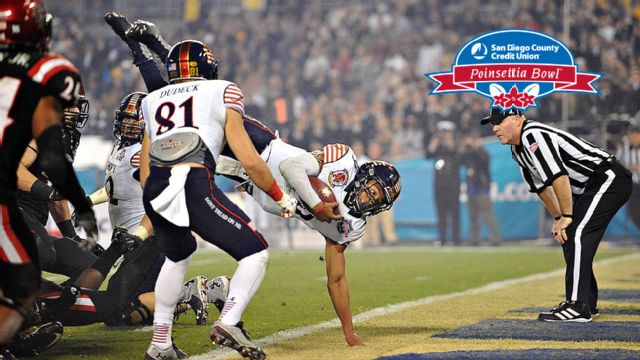 Navy vs. San Diego State (San Diego County Credit Union Poinsettia Bowl)