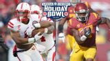 Nebraska vs. #24 USC (National University Holiday Bowl)