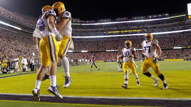 Ole Miss vs. LSU (Football) (re-air)