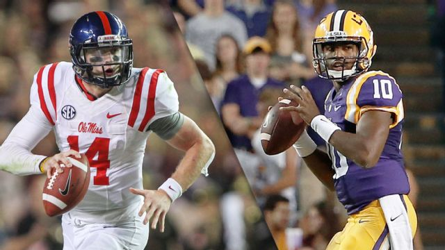#3 Ole Miss vs. #24 LSU (Football)