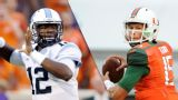North Carolina vs. Miami (Fla) (Football)