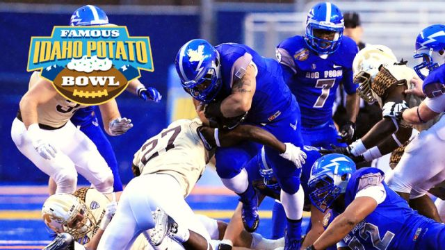 Western Michigan vs. Air Force (Famous Idaho Potato Bowl) (re-air)