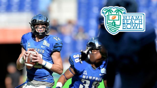 BYU vs. Memphis (Miami Beach Bowl)