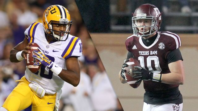 LSU vs. Texas A&M (Football)