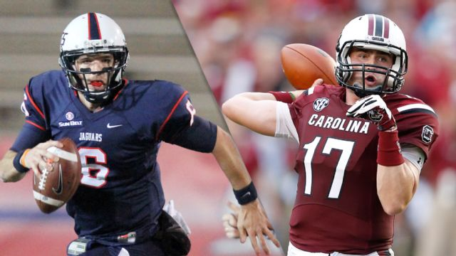 South Alabama vs. South Carolina (Football)