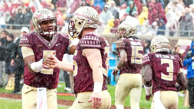 Boston College vs. #3 Florida State (Football)