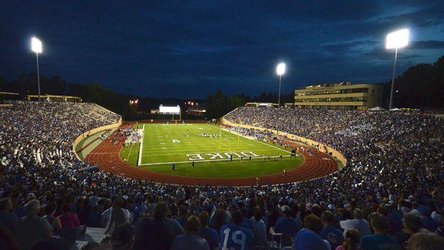 Skycam - North Carolina vs. Duke (Football)
