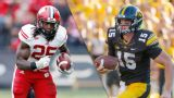 #16 Wisconsin vs. Iowa (Football)