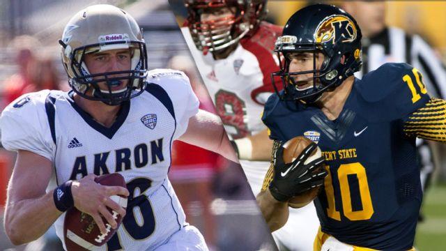 Akron vs. Kent State (Football)