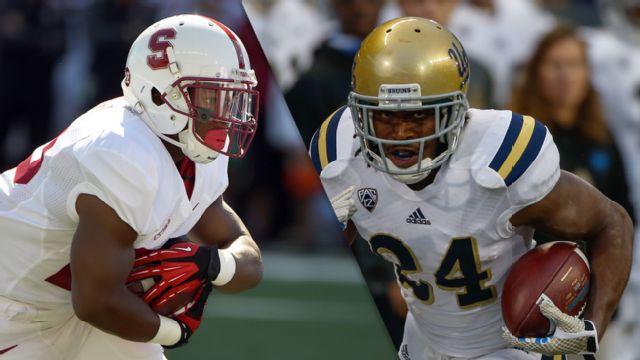 In Spanish - Stanford vs. #8 UCLA (Football)