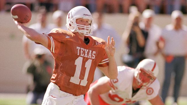 Nebraska Cornhuskers vs. Texas Longhorns - 10/23/1999 (re-air)