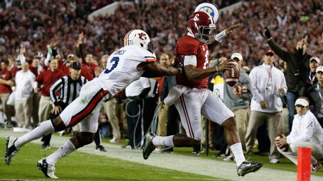 Auburn vs. Alabama - 11/29/2014 (re-air)