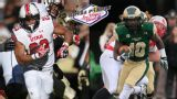 In Spanish - #22 Utah vs. Colorado State (Royal Purple Las Vegas Bowl)
