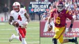 In Spanish - Nebraska vs. #24 USC (National University Holiday Bowl)