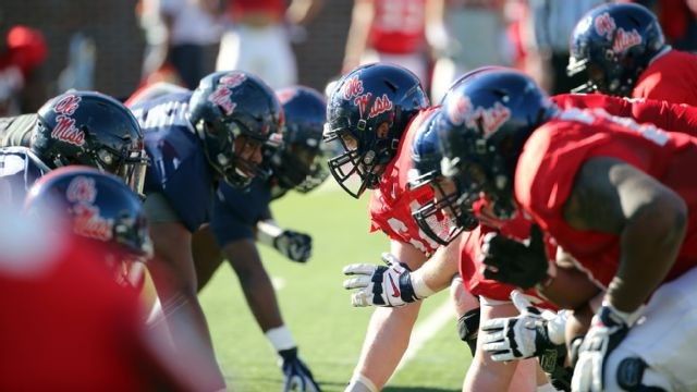 Ole Miss Spring Football