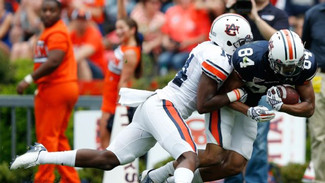 SEC Spring Football: Auburn Presented By Regions Bank