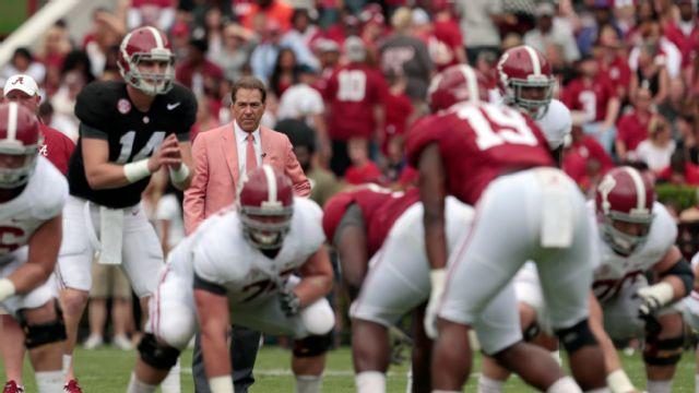 Alabama Spring Football Presented By Regions Bank