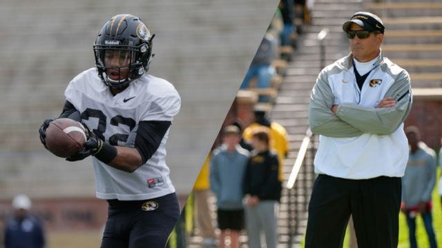 SEC Spring Football: Missouri