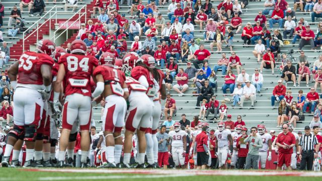 Arkansas Spring Football