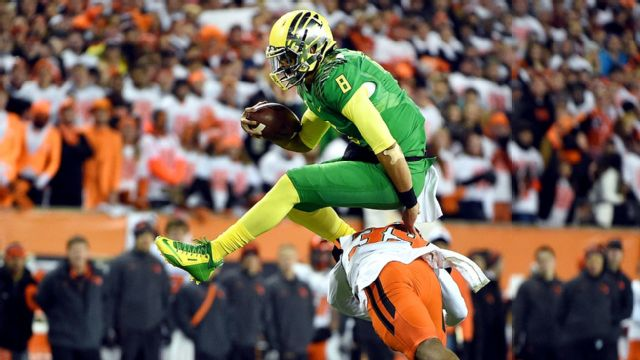 Oregon vs. Oregon State (Football) (re-air)
