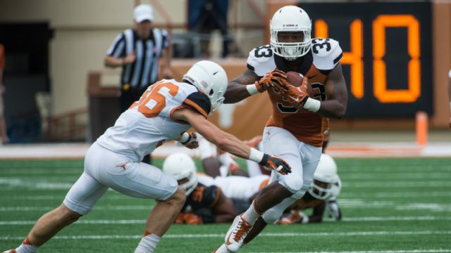 Texas Football Orange & White Spring Game presented by Schlotzsky's