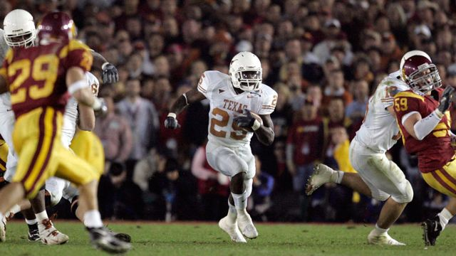 USC Trojans vs. Texas Longhorns  - 1/4/2006