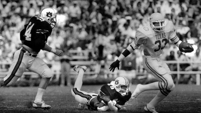 Auburn Tigers vs. Texas Longhorns - 9/15/1984 (re-air)