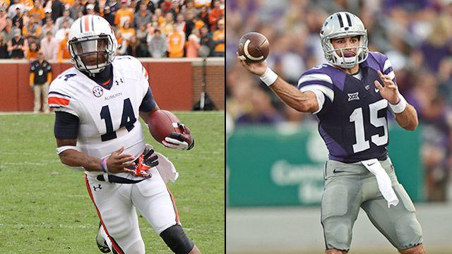 #5 Auburn vs. #20 Kansas State (Football) (re-air)