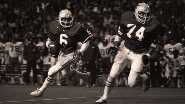 Oklahoma Sooners vs. Texas Longhorns - 10/7/1978 (re-air)