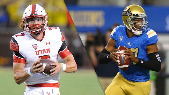 Utah vs. #8 UCLA (Football) (re-air)