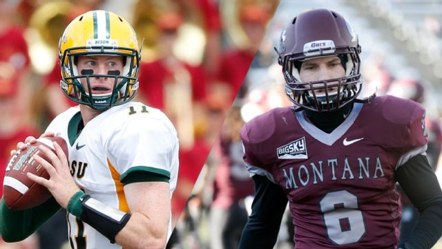North Dakota State vs. Montana