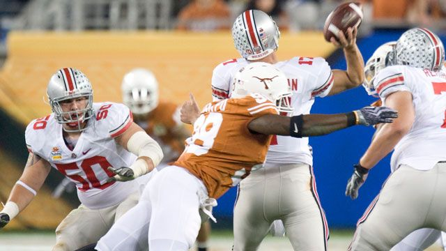 Ohio State Buckeyes vs. Texas Longhorns - 1/5/2009 (re-air)