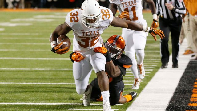 2014 Texas vs. Oklahoma State