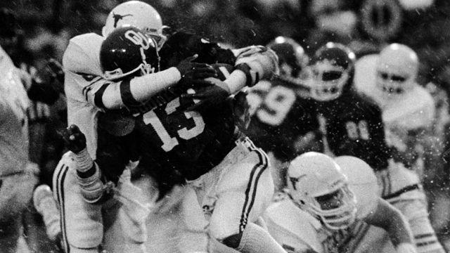 Oklahoma Sooners vs. Texas Longhorns - 10/13/1984 (re-air)