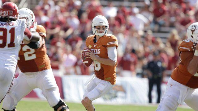 #12 Oklahoma vs. Texas - 10/12/2013 (re-air)