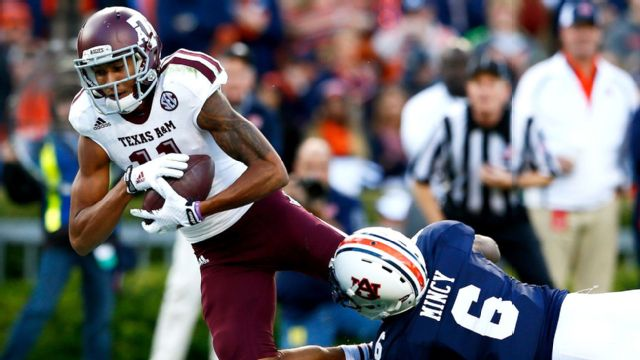 Texas A&M vs. Auburn (Football) (re-air)