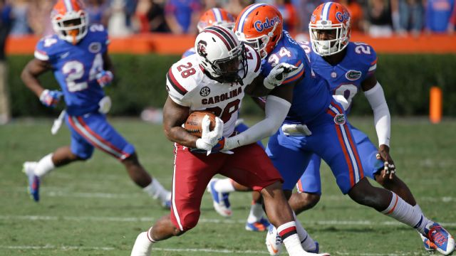 South Carolina vs. Florida - 11/15/2014 (re-air)