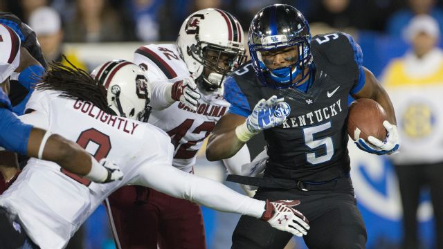 South Carolina vs. Kentucky - 10/4/2014 (re-air)