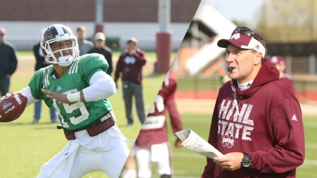 Mississippi State Spring Football Presented By Regions Bank