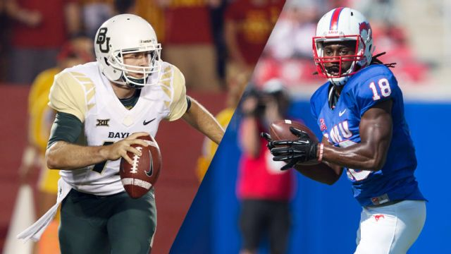 #4 Baylor vs. SMU (Football) (re-air)