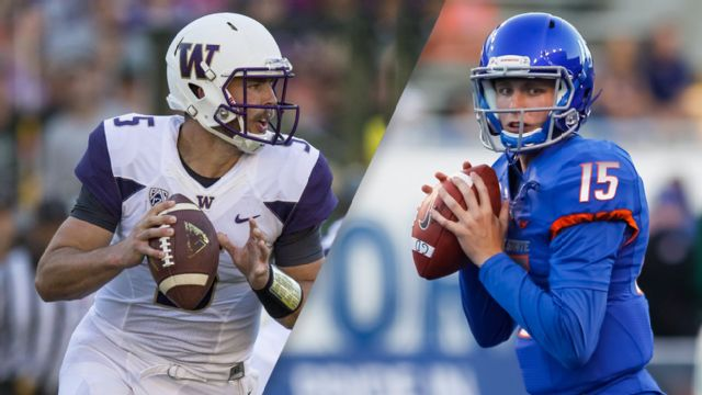 Washington vs. #23 Boise State (Football)