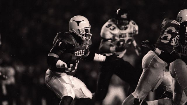 Texas Tech Red Raiders vs. Texas Longhorns - 11/4/1995 (re-air)