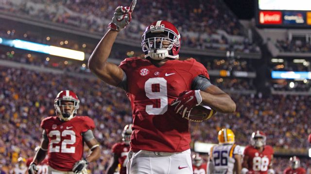Alabama vs. LSU - 11/8/2014 (re-air)